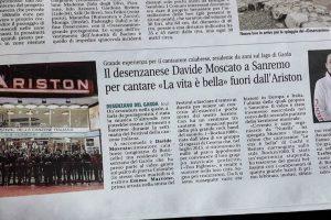 Giornale di Brescia Febbraio 2019